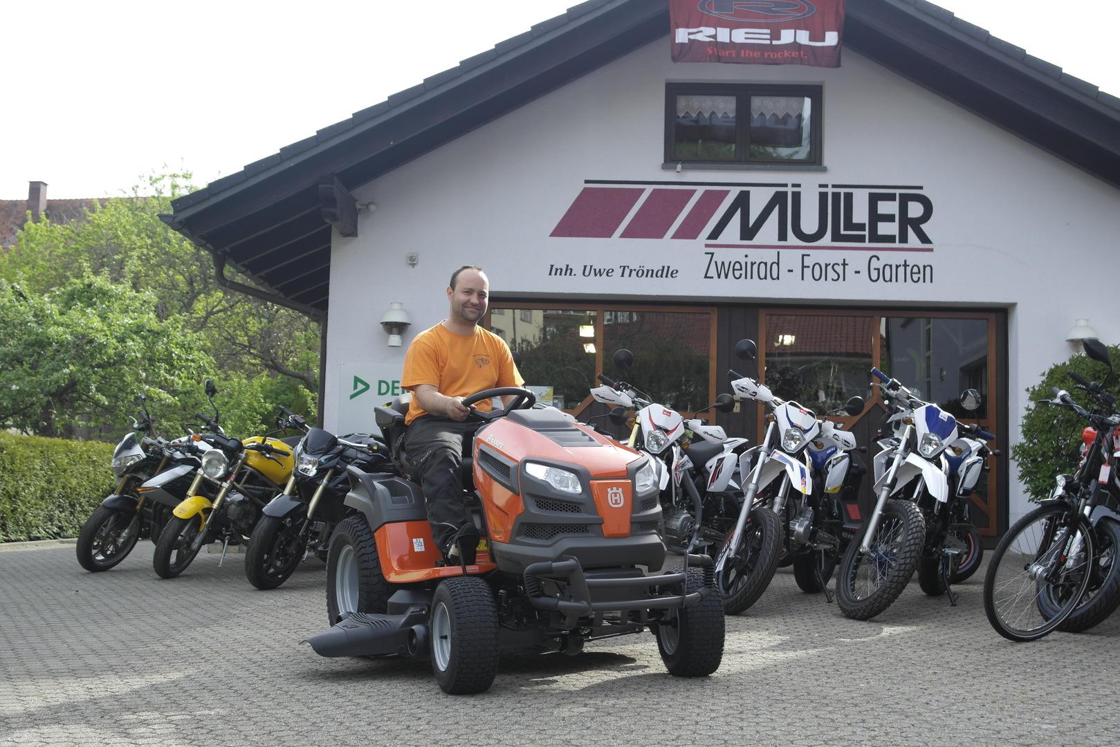 Müller Geschäft
